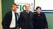 Segrè, Prodi e l'ad di Fico Tiziana Primori