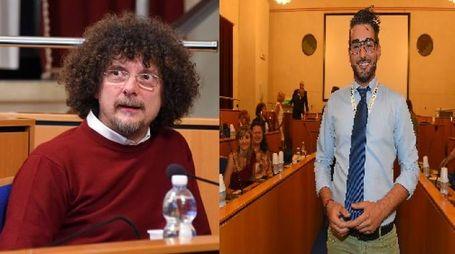 Daniele Berti e Andrea Grattarola