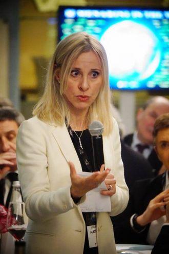 Lucia Aleotti  (Gianluca Moggi / New Press Photo)