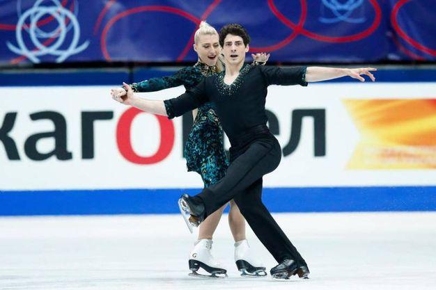 Piper Gilles e Paul Poirier