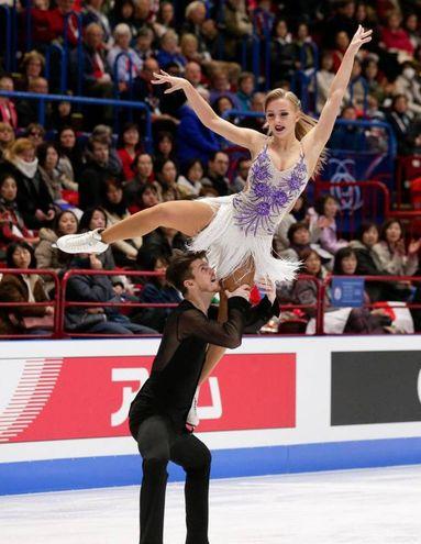Alexandra Stepanova e Ivan Bukin