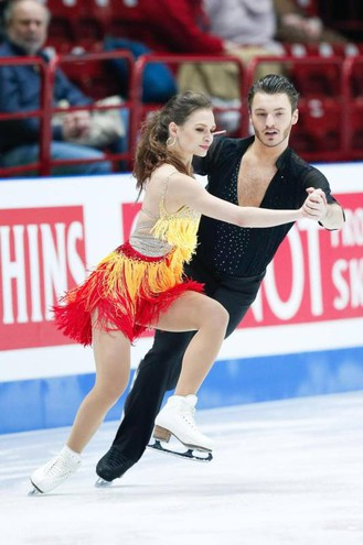 CzeCortney Mansourova e Michal Ceska