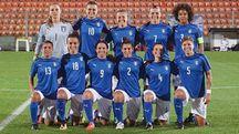 La Nazionale (foto Frascatore)