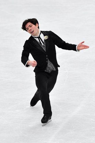 Keegan Messing (foto Lapresse)