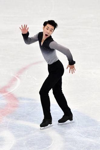 Boyang Jin (foto Lapresse)