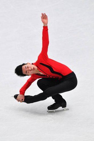 Vincent Zhou (foto Lapresse)