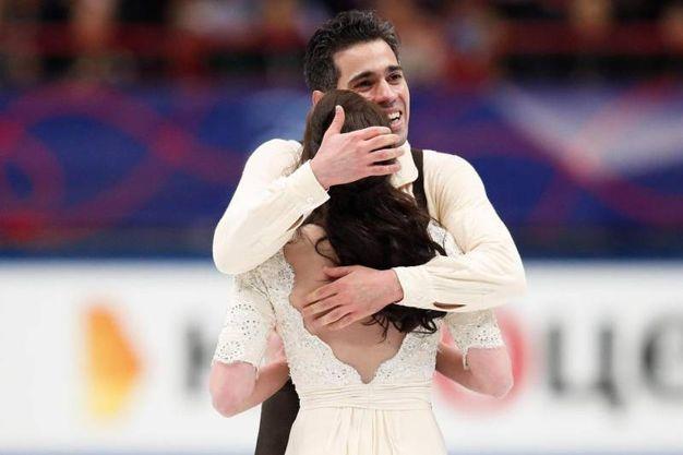 Anna Cappellini e Luca Lanotte  (foto Ansa)