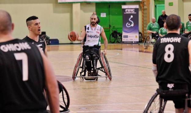 Cantù, basket in carrozzina: la Coppa Italia alla Unipolsai