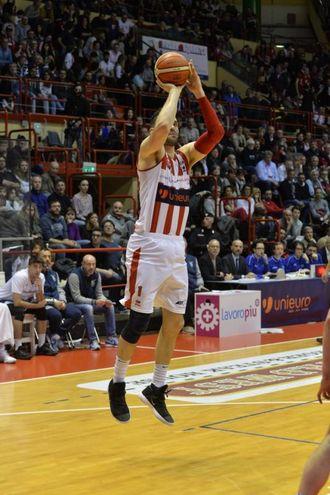 Forlì ha tenuto in mano la gara per gran parte della partita (Foto Frasca)