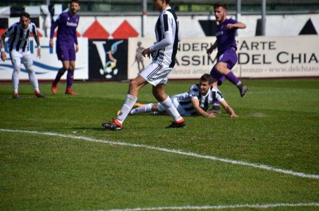 Viareggio Cup, Fiorentina-Juventus. Le foto della partita (Umicini)