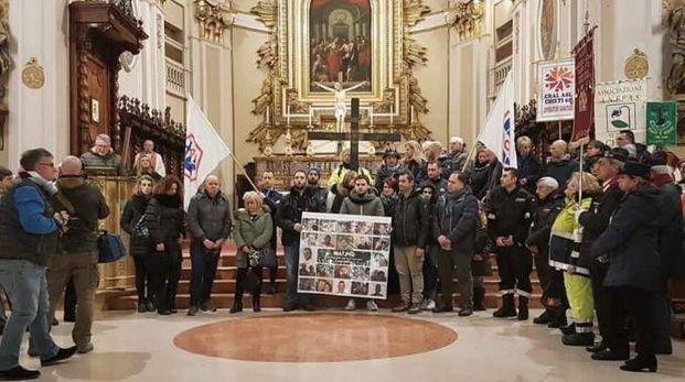 Rigopiano, a Chieti la Via Crucis dedicata alle vittime