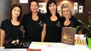 Lo staff di Essenza della bellezza, Borgo Cappuccini