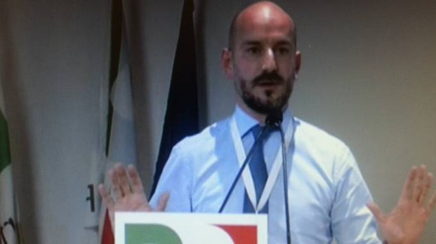 Il consigliere regionale Paolo Calvano