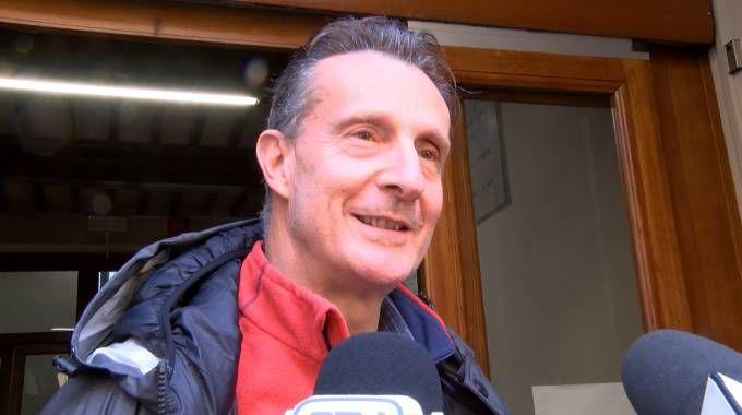 Antonio Logli, marito di Roberta