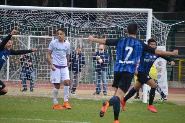 Fiorentina-Inter (foto Umicini)