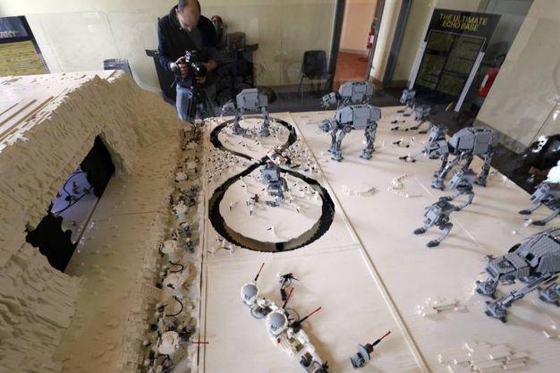 La mostra di Star Wars a Villa Mirabello / Rossi
