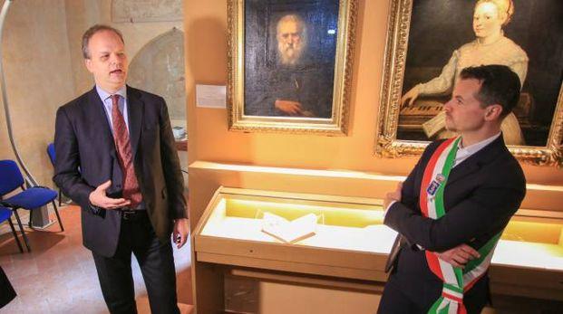 Arte, Tintoretto e la figlia \