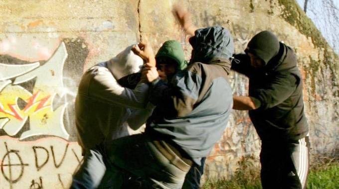 Bullismo e violenza (Newpress)