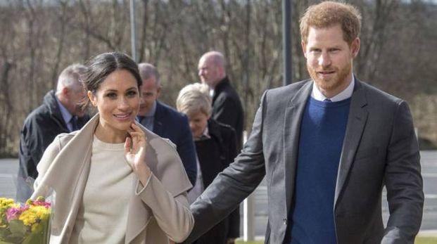 Matrimonio Meghan E Harry : Meghan markle e harry tutti i dettagli del matrimonio