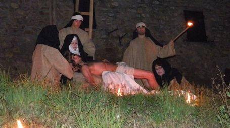 La Via Crucis dei terremotati