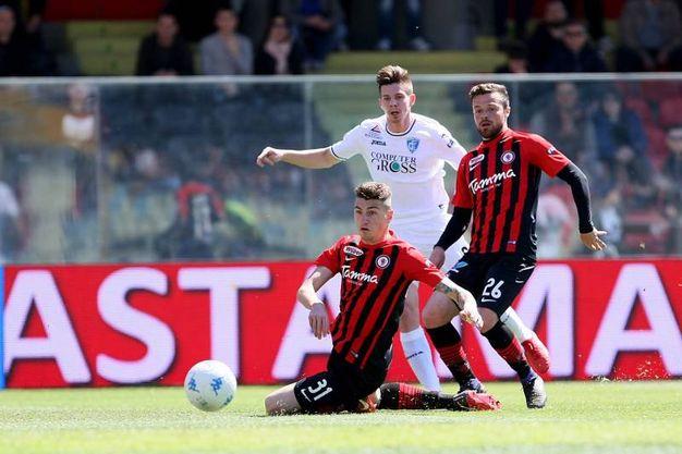 Foggia-Empoli, le foto della partita