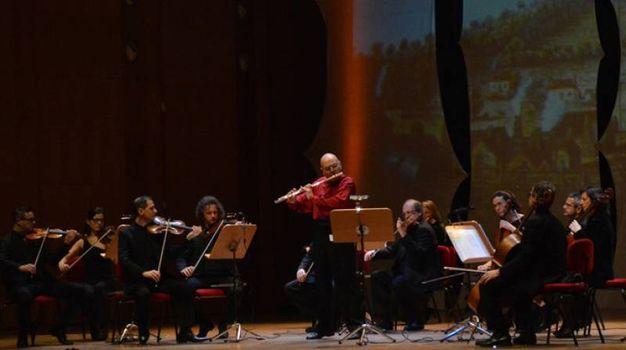 Concerto Solisti OFBO - Giorgio Zagnoni (flauto) - 14 Maggio 2018