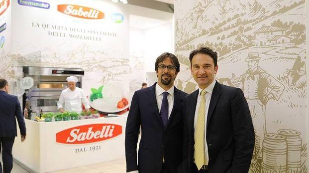 Angelo Galeati e Simone Mariani, amministratori delegati della Sabelli