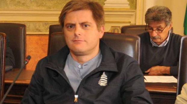 Gilberto Desiati, sindaco di Villanova del Ghebbo