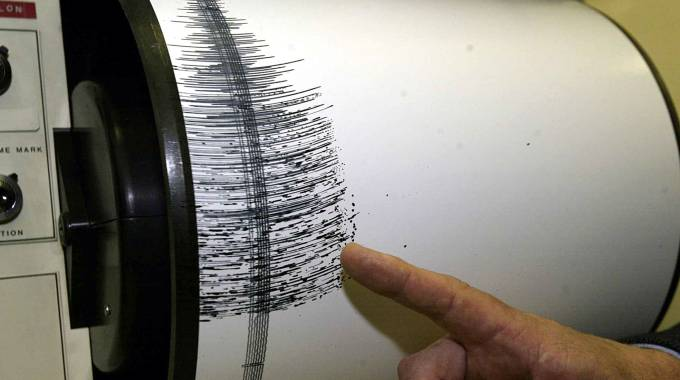 L'attività è stata registrata dai sismografi (foto di repertorio)