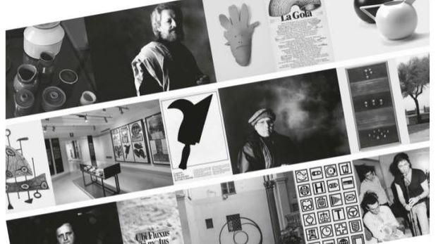 Libro dedicato a Franco Bucci, Massimo Dolcini, Gianni Sassi