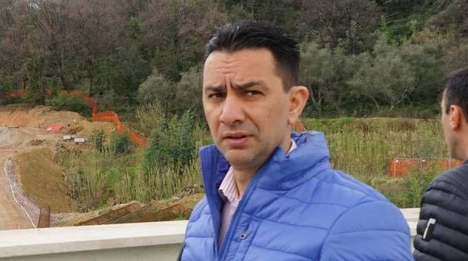 Il dirigente Asl Massimo Buccheri