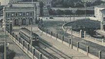 Il trenino Pisa-Livorno