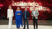 Milly Carlucci, Albano, Romina, Paolo Belli (Lapresse)
