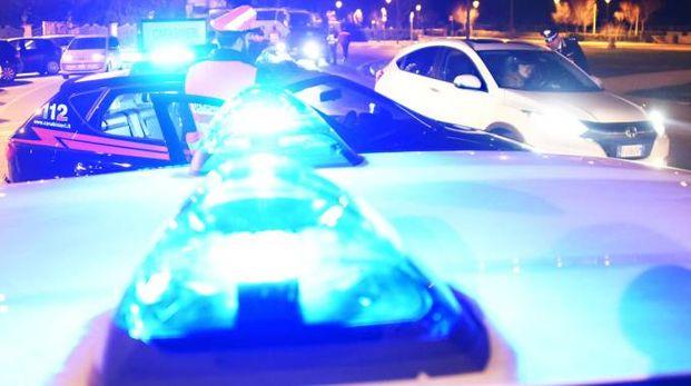 Per la rapina sono intervenuti i carabinieri