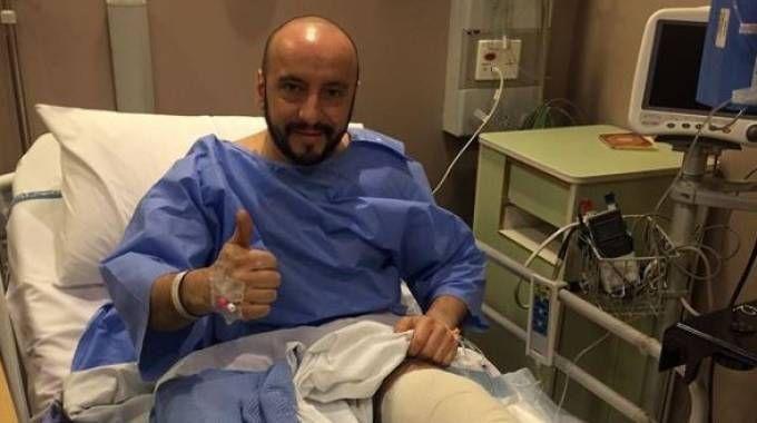 Francesco Cigarini, il meccanico Ferrari ferito in Bahrain (Instagram)