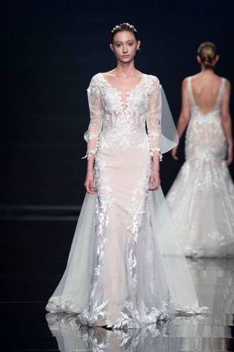 Giulia Gaudino per Olympia Bridal