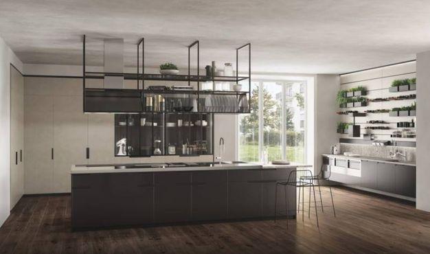 Ecco Mia, la cucina Scavolini ideata da Carlo Cracco / FOTO ...