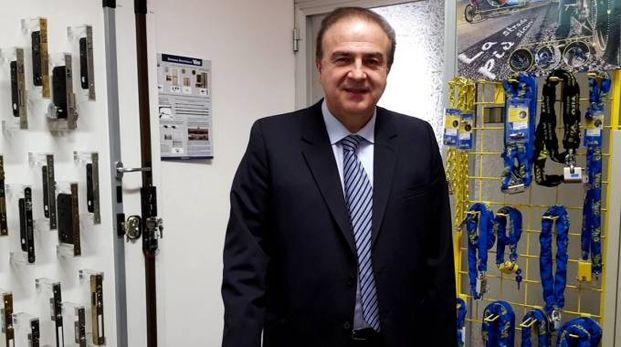 ALLA GUIDA Gianfranco Dondarini, in azienda dal 1976, è amministratore delegato della Viro Spa