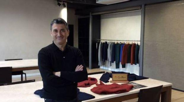 Gian Luigi Zaina, ad che dal 2007 lancia il gruppo verso nuovi orizzonti