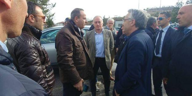 La riunione operativa a Pieve Torina