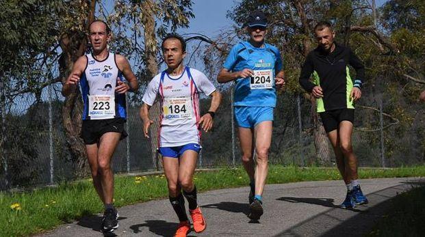 Maratonina del Ghibellino (foto Regalami un sorriso onlus)