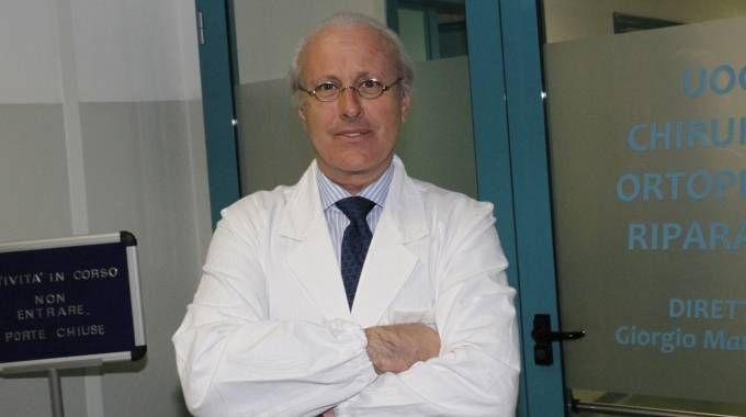 Giorgio Maria Calori, direttore dell'Unità operativa complessa di Chirurgia ortopedica