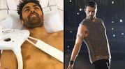 Francisco Porcella in ospedale e sul palco si Ballando con le stelle (Instagram-Lapresse)