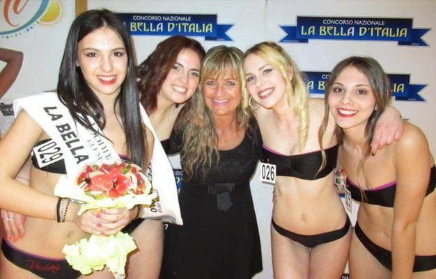 """Le finaliste """"La Bella d'Italia delle nevi"""""""