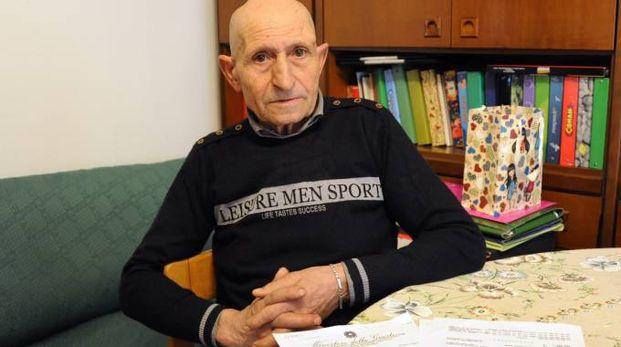 Francesco Muscillo continua la sua battaglia per ottenere la pensione dopo anni di lavoro