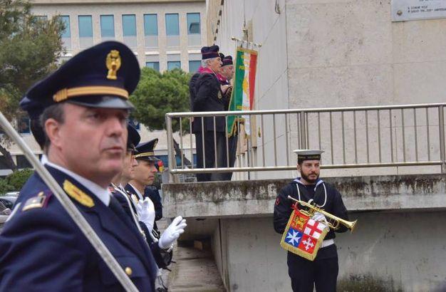Festa della polizia a Livorno (foto Novi)