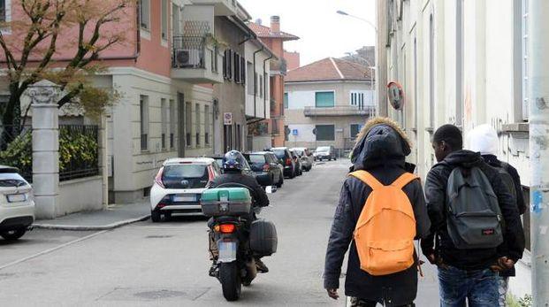 Via Calini a Legnano