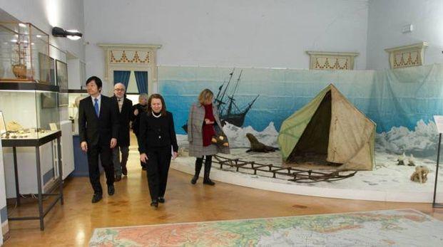 Il museo polare di Fermo
