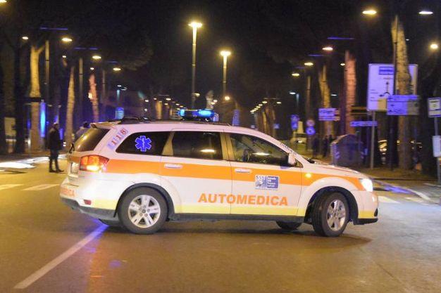 Arezzo, 17enne in motorino muore in un incidente (Cristini)