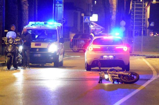 Muore a 17 anni: la tragedia di via Giotto (Cristini)